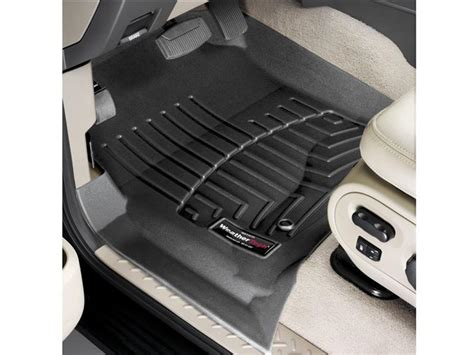 2004 2008 f150 crew cab weathertech floor liner digital fit black 44005 1 2