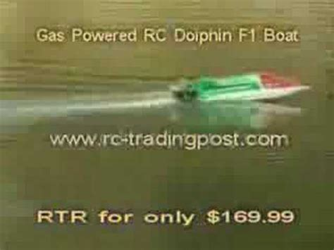 Rc Gas Powered Boats Youtube by Rc Gas Powered Boats Dolphin Formula Nitro Gas Boat Youtube