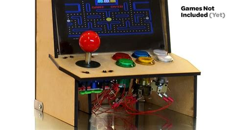Mini Arcade Cabinet Kit by Picade The Arcade Cabinet Kit For Your Mini Computer By