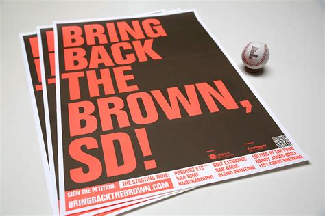 """""""bring Back The Brown"""" Campaign  Product Etcetera™"""