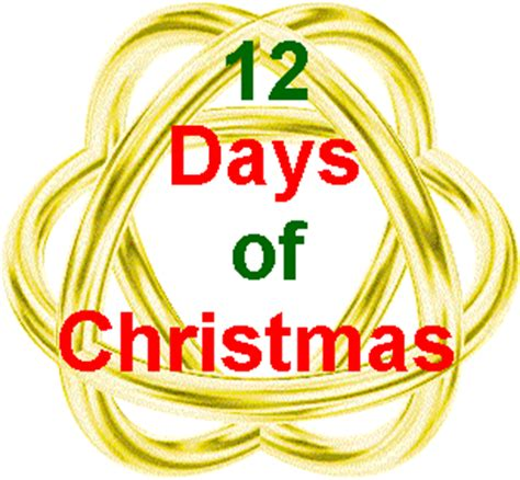The 12 Days Of Christmas Decoded  Kay Nou = Our House