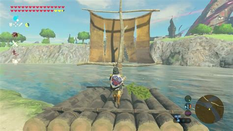 Boats Zelda Botw by You Can Create An Airship In The Legend Of Zelda Breath