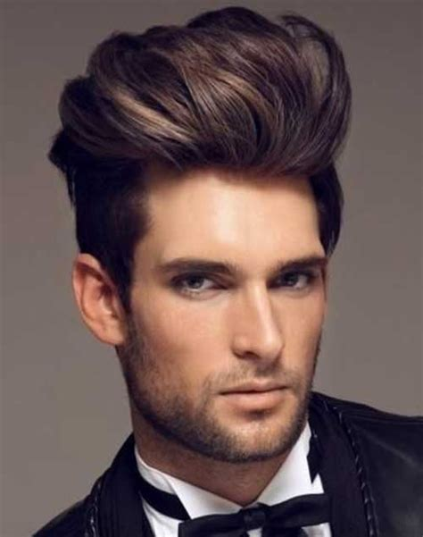 10 pompadour hairstyle mens hairstyles 2017