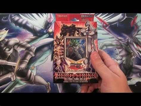 yugioh s strike structure deck ocg opening new e