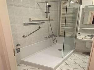 Umbau Wanne Zur Dusche : badewanne umbauen zur dusche behindertengerechte badewanne ~ Markanthonyermac.com Haus und Dekorationen