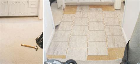 grouted vinyl peel stick tile hometalk