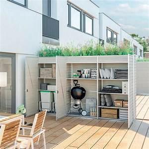 Terrassengestaltung Kleine Terrassen : sichtschutz f r balkon und terrasse mein sch ner garten ~ Markanthonyermac.com Haus und Dekorationen