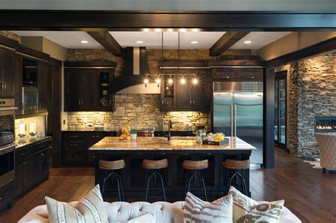 Kitchen : Inspirational Rustic Kitchen Designs You Will Adore