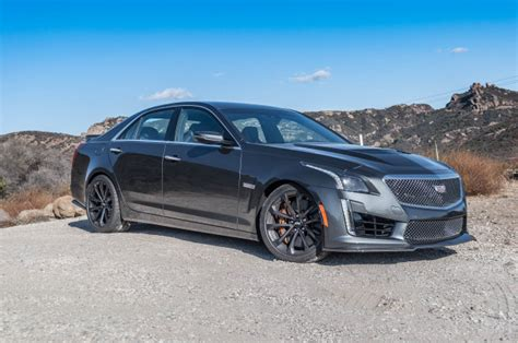 8 Things You Need To Know About The 2018 Cadillac Ctsv