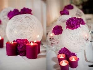 Deko Für Hochzeit : 54 dekos f r eine romantische diy hochzeit ~ Markanthonyermac.com Haus und Dekorationen