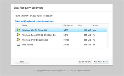 Restore To Factory Settings  Guide For Windows Xp, Vista