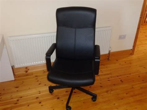 ikea malkolm swivel chair 2014 for sale in kilmihil clare