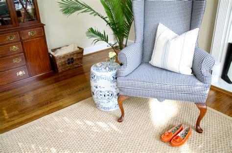 le tapis jonc de mer pour le salon classique en 60 belles id 233 es archzine fr