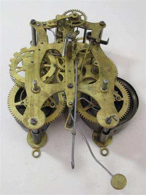 antique l parts antique seth shelf 6 3 4 clock movement