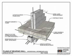 Interior Wall Construction. building with structural brick ...