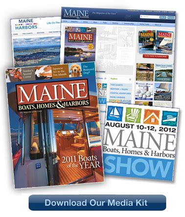 Boats And Harbors Online by Advertise Maine Boats Homes Harbors