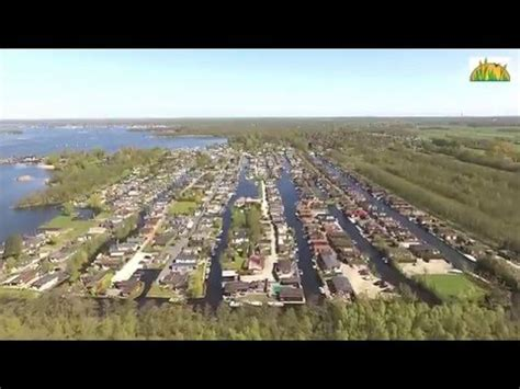 Loosdrecht Caravanpark by Caravanpark Nieuw Loosdrecht Youtube