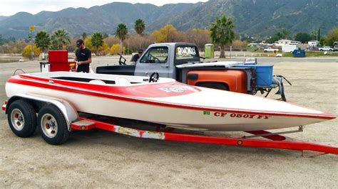 Ls Swap In Boat by Boatkill The Muscle Truck To Boat Extreme Ls Engine Swap