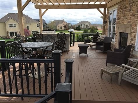 deck builders columbus oh columbus decks porches and patios by archadeck of columbus