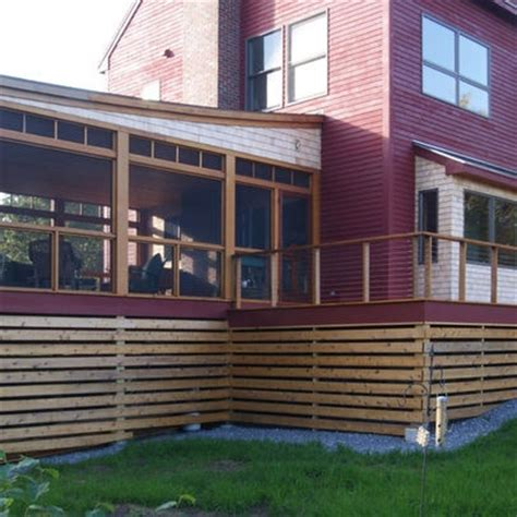 deck skirting design ideas pictures remodel and decor page 5 deck ideas