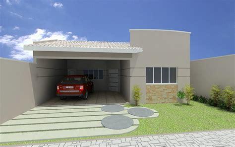 Projetos De Casas Modernas E