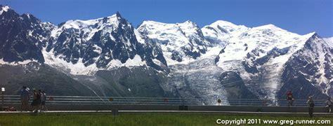 mon cross du mont blanc 2011 greg runner