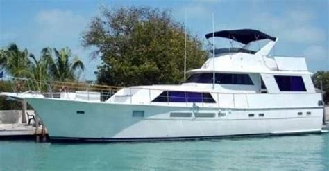 Used Boats For Sale Pompano Beach Florida by Used 1977 Hatteras Motor Yacht Pompano Beach Fl 33315