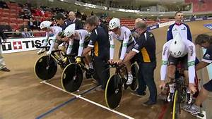 Men's Team Pursuit Gold Final - Great Britain v Australia ...