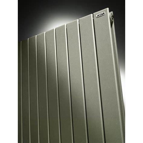 radiateur chauffage central acier acova lina couleur 1350w leroy merlin