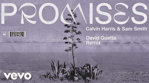 Promises (david Guetta Remix