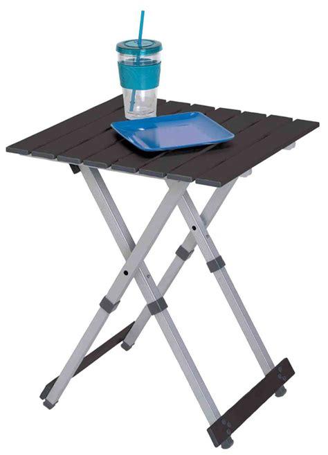 gci compact folding c table