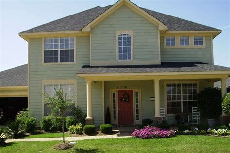 Exterior Painting : Choosing Exterior Paint Colors For Homes