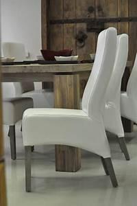 Stühle Leder Esszimmer : esszimmer st hle aus holz leder und rattan ~ Markanthonyermac.com Haus und Dekorationen