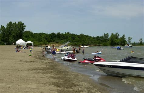 Public Boat Rs At Cedar Creek Lake by Alum Creek State Park