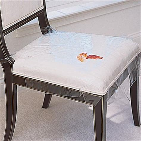 Plastic Seat Covers For Dining Room Chairs by Clear Plastic Seat Covers Clear Plastic Seat Covers