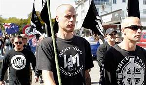White power movement delivers 'warning' | Stuff.co.nz