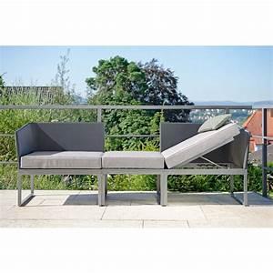 Balkon Liege Für Zwei : stern donna zweisitzer lounge f r balkon ~ Markanthonyermac.com Haus und Dekorationen