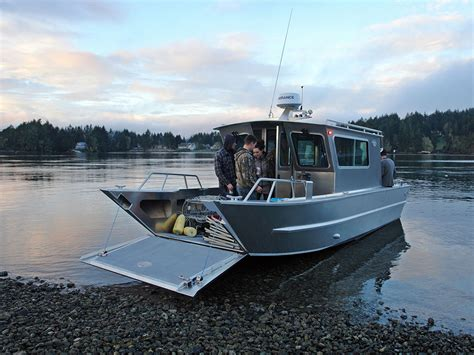 Boat Supplies Windsor by Landing Craft With Cabins Handmade By Silver Streak