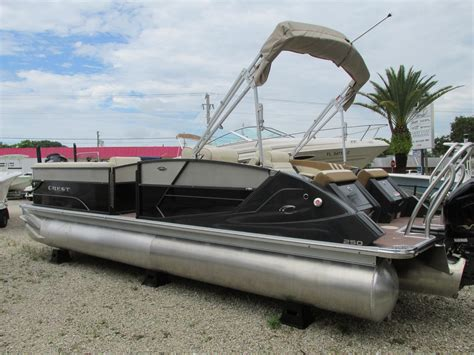 Used Boats For Sale Pompano Beach Florida by Pontoon Boats For Sale In Florida United States Boats