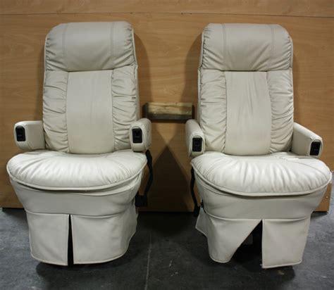 rv furniture used leather flexsteel rv captain chairs for sale rv captains chairs flexsteel