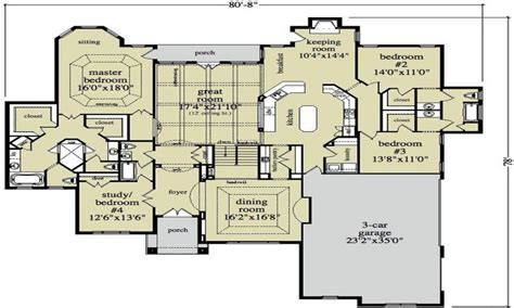 images one level country house plans open ranch style home floor plan one level ranch style