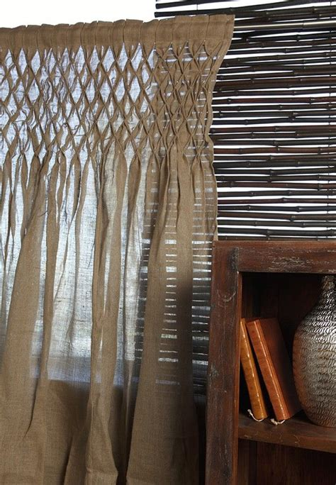 17 best images about jute and curtains on