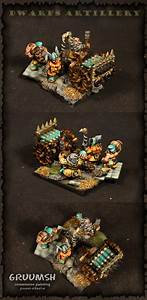 Gorgeous Dwarven Artillery (Not Mine): - The Forge ...