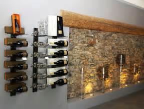 support pour bouteille de vin monde du vin