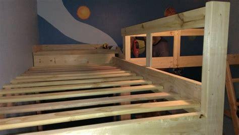 l shaped loft bunk bed plans pdf woodworking
