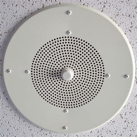 weltron ws 8010gtl ceiling speaker with metal grill