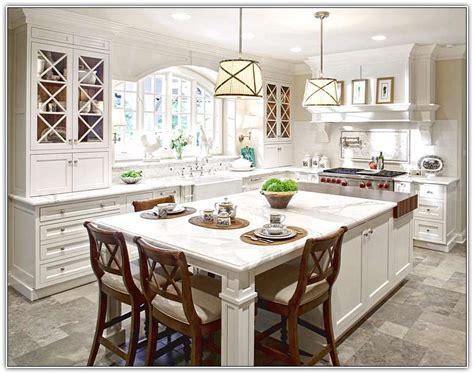 50 Inspired Large Kitchen Islands With Seating And Storage