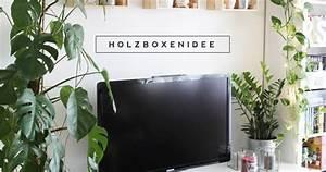 Pflanzen An Der Wand : magnoliaelectric holzboxen an der wand interior pflanzen und weihnachten ~ Markanthonyermac.com Haus und Dekorationen