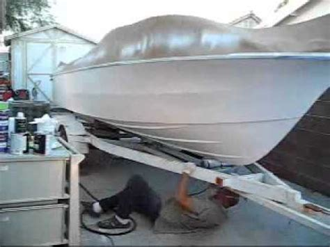 Wet Sanding Boat Bottom Paint by Car Respray You Like Auto
