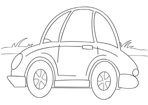 free coloring pages of race car